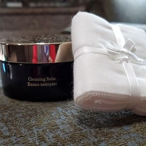 Beautycounter cleansing balm with cloth